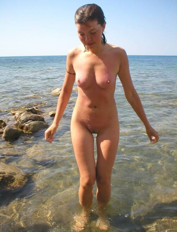 Teen nudists on beach opinion