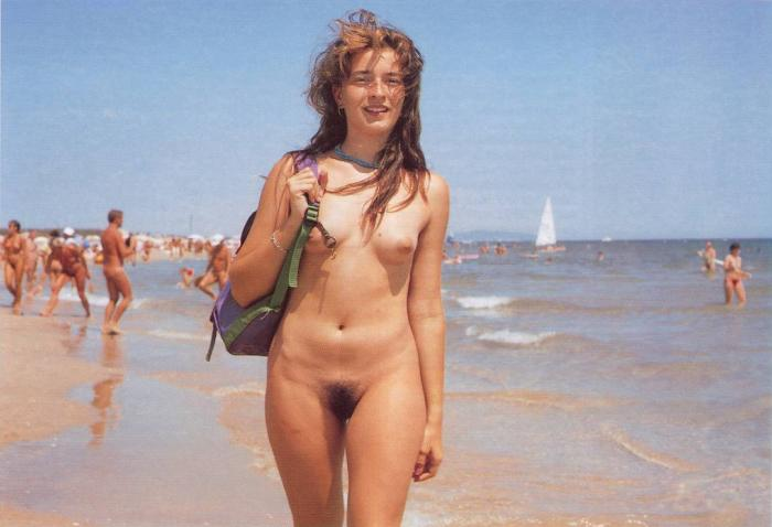 Nudist group pictures thought differently